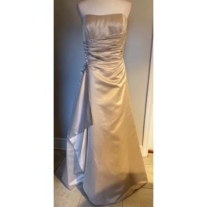 Jovani Gown Champagne